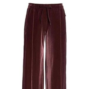 Adidas Originals Velvet vibes Sailor velour pants